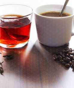 Teas, Infusions and Coffees